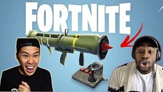 PLAYING FORTNITE WITH DAVIDPARODY AND SUBSCRIBERS!