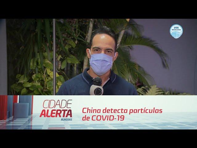 China detecta partículas de COVID-19 em frango brasileiro