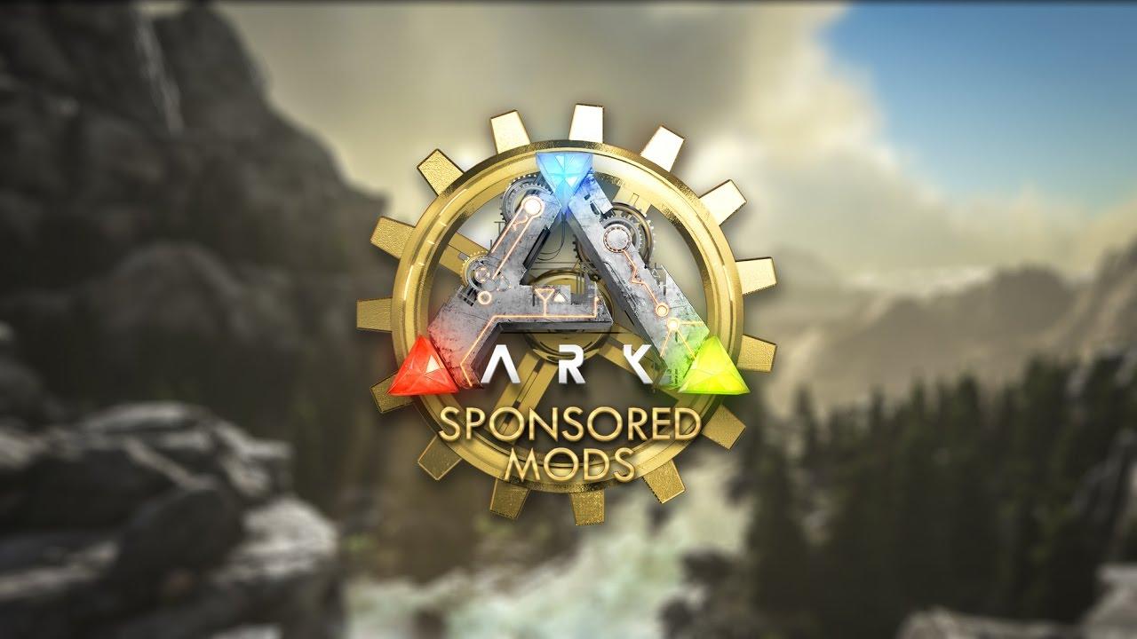 ARK Sponsored Mod Program!