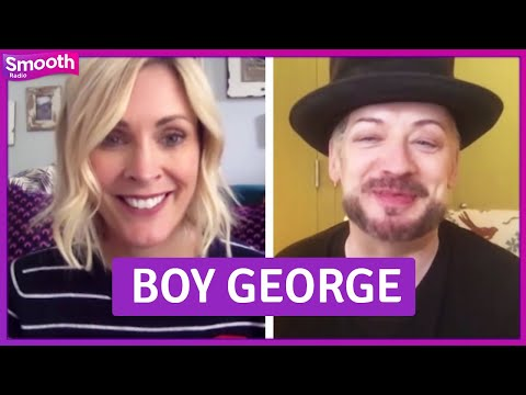 Boy George gives movie biopic update and drops huge Harry Styles hint! | Smooth Radio