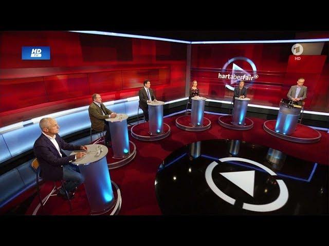 """""""Hart aber fair"""", ARD (TV-Kritik): Frank Plasberg mitpeinlichem Faux-Pas"""