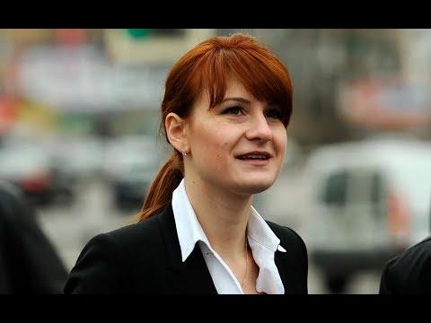Освобождение Марии Бутиной из тюрьмы. Полное видео