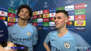 "Phil Foden: ""I"