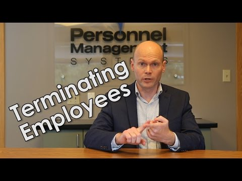 Terminating Employees: Best Practices
