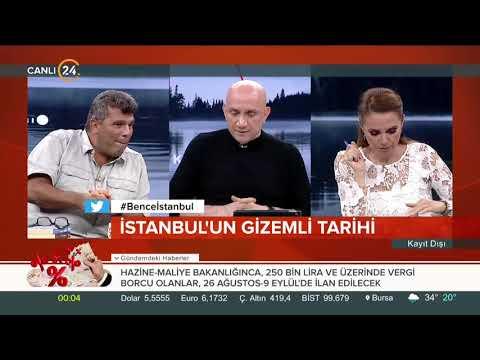 """""""Bizanslılar Durgun Suyu Kullanıyor Biz Akan Suyu Kullanıyoruz"""""""