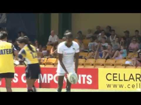 Asia Plate Final 2014-Amazing Sri Lanka Womens Rugby Team