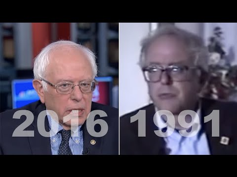 Bernie Sanders on Voting Third-Party: Then Vs. Now