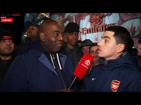 Arsenal 4-1 CSKA Moscow | They Were Another Pub Team!