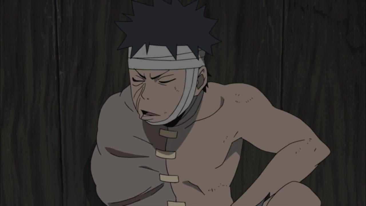 Naruto Ultimate Ninja Storm 4  Obito Mod test BUG - YouTube