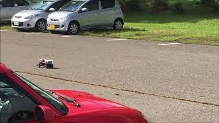 Autonomous RC Car, GPS Tracking  Oval track
