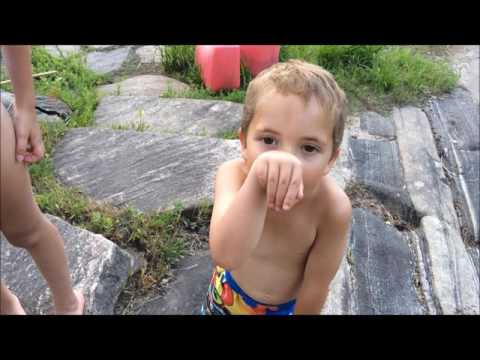 Thomson Family Cottage Vacation Bloopers - 2015