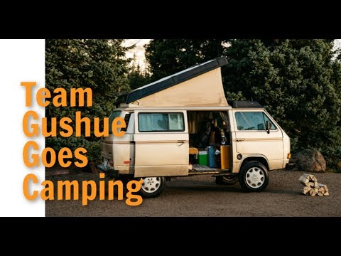Team Gushue Goes Camping