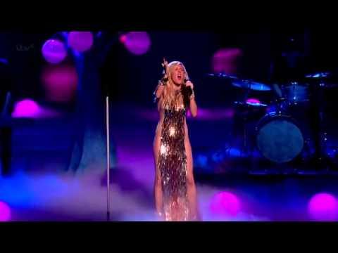 Ellie Goulding   'Burn' Live The X Factor Uk 2013