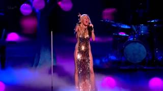 Ellie Goulding   'Burn' Live The X Factor Uk 2013