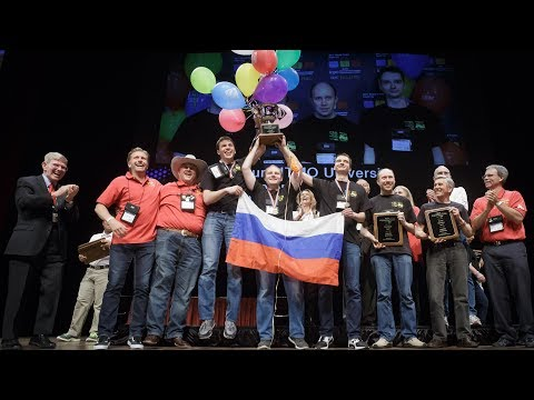 ACM ICPC World Finals 2017 English Broadcast