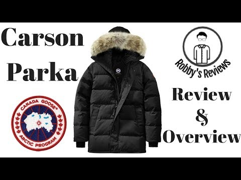 Rating And Review: Canada Goose Carson Parka