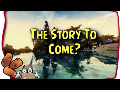 Guild Wars 2 - The Big Path of Fire Story Beats | The Core Lore & Story I Hope To Be Expanded On