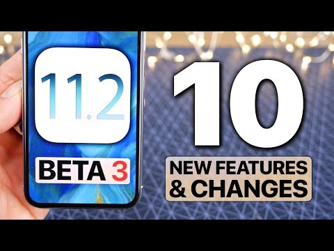 Download Youtube: iOS 11.2 Beta 3 Released! What's New Review