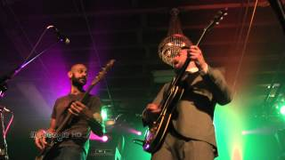 THE NEW MASTERSOUNDS - Freckles - live @ Cervantes