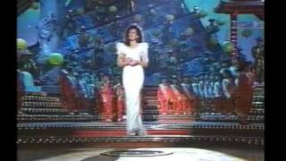 Miss Universe 1988 Evening Gown Competition