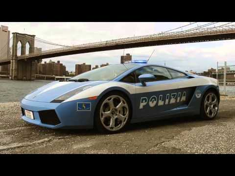 The most expensive police cars in the world! TOP 10 Vidos DneprTV