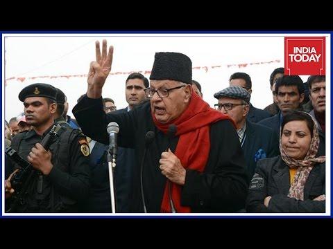 Farooq Abdullah Urges Fractions Of Hurriyat To Unite