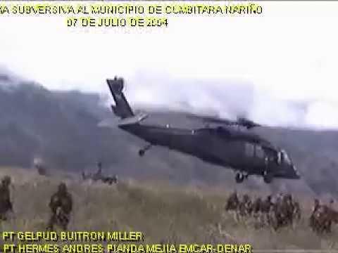 Toma Guerrillera - Cumbitara, Nariño 2004
