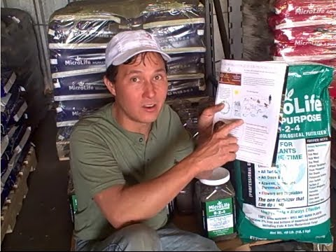Best Organic Fertilizer for Lawn, Farm and Garden I Have Eve