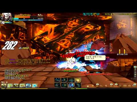 [Elsword] Deadly Chaser 5-X (Hell) Play