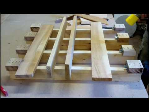 Как сделать вайму для склеивания древесины