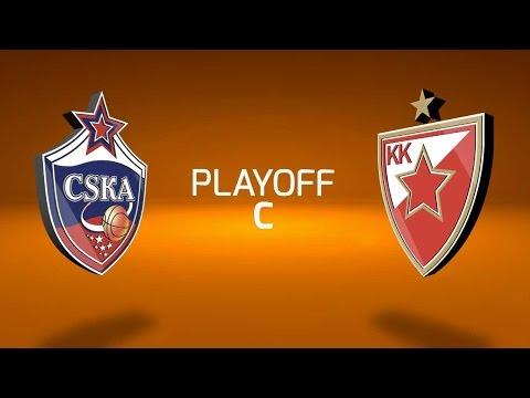 Playoffs Preview: Crvena Zvezda Telekom Belgrade-CSKA Moscow