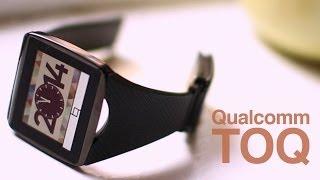 Часы о которых должен знать каждый - обзор Qualcomm Toq