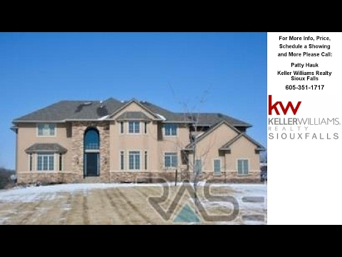 48022 Trading Post Rd, Sioux Falls, SD Presented by Patty Hauk.