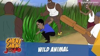 Wild Animal (April Fool Special) - Ghen Ghen Jokes Comedy