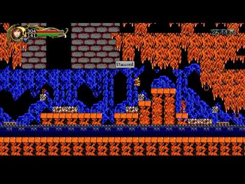 Castlevania HoD: Maxed Out Simon Belmont Gameplay Mp3