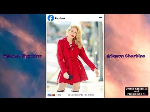 Saxon Sharbino (FB Page View Story) - YouTube