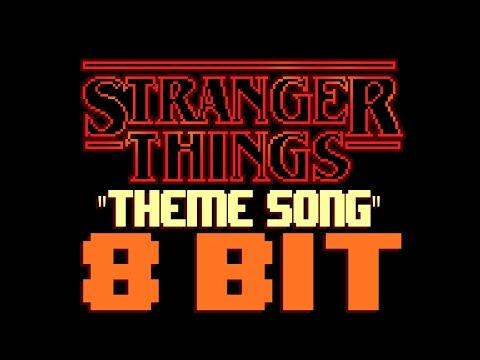 Stranger Things Theme 8 Bit Tribute to Stranger Things  8 Bit Universe