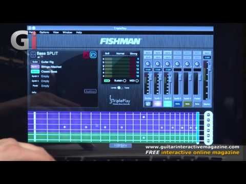 Fishman Triple Play Wireless Guitar Controller Review With Tom Quayle | Guitar Interactive