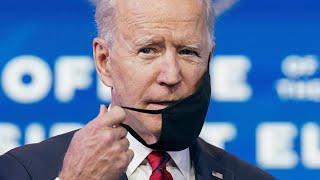 Coronavirus: Joe Biden pledges to vaccinate 100 million people in his first 100 days