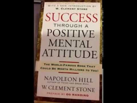 NAPOLEON HILL-Success Through A Positive Mental Attitude