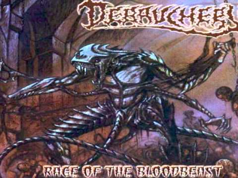 Debauchery - Rage of the Bloodbeast