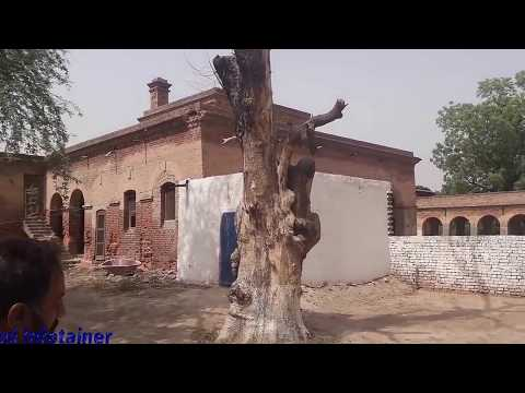 Old and Historical Nao Lakhi Kothi (Okara)