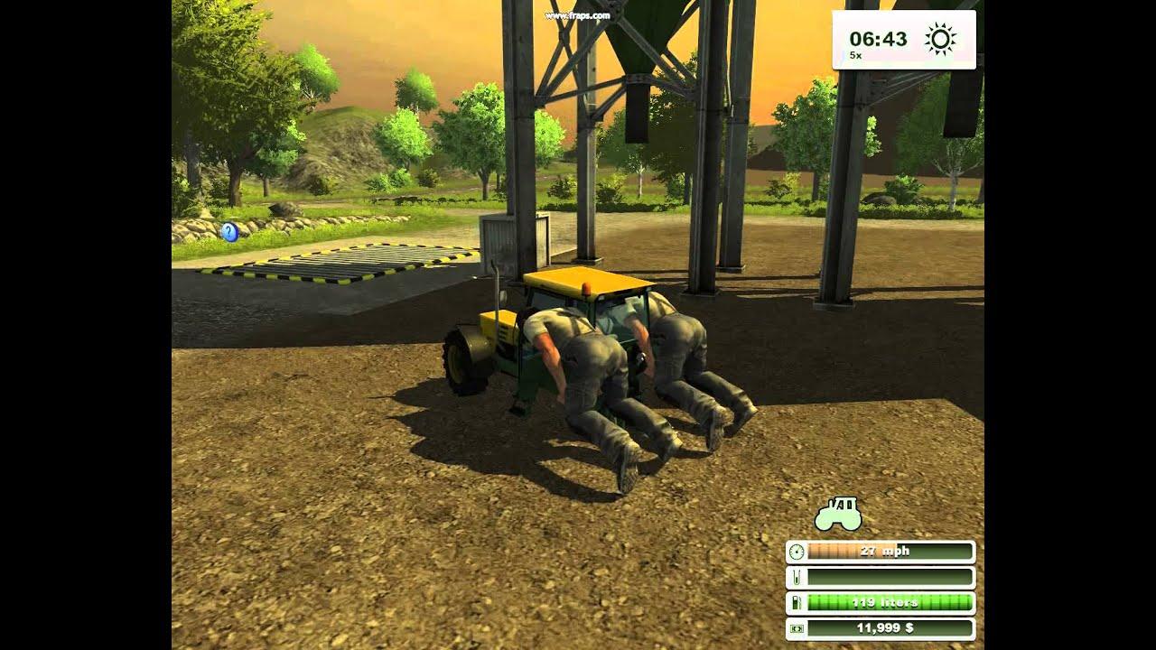 Игра Farming Simulator 2013 Моды