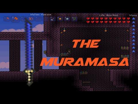 Terraria | Dungeon / Muramasa Guide - YouTube