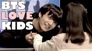 BTS Love Kids   Cute & Funny Moments!