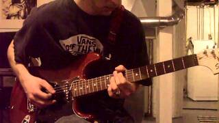 Collective Soul - Shine guitar cover