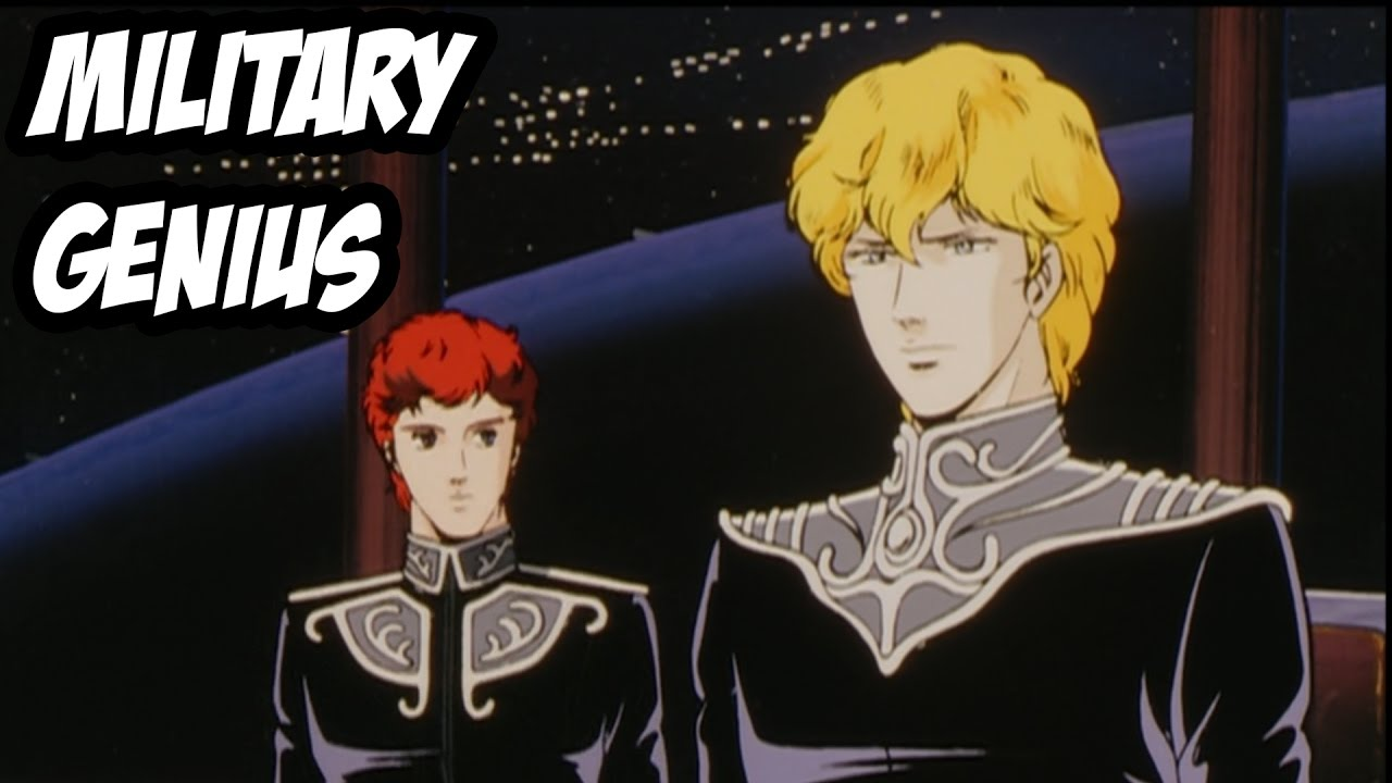 Legend of the Galactic Heroes - VVVVID