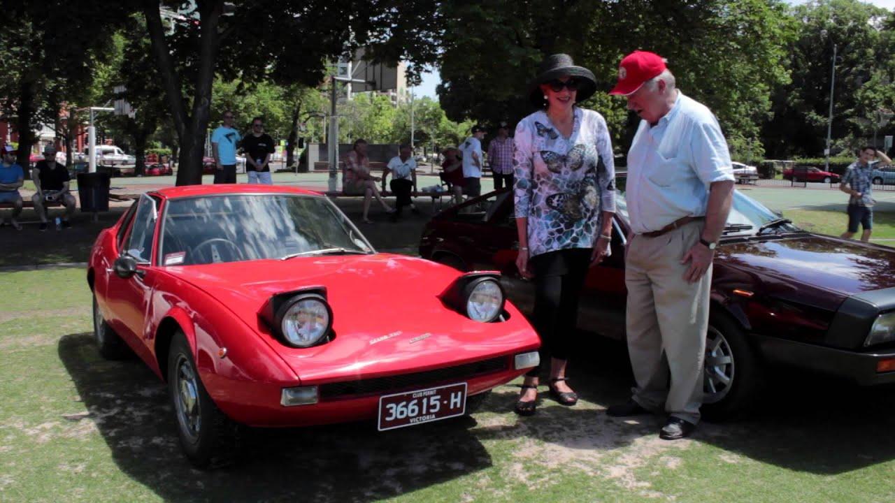 Peter Camm Rare Fiat Lombardi - YouTube