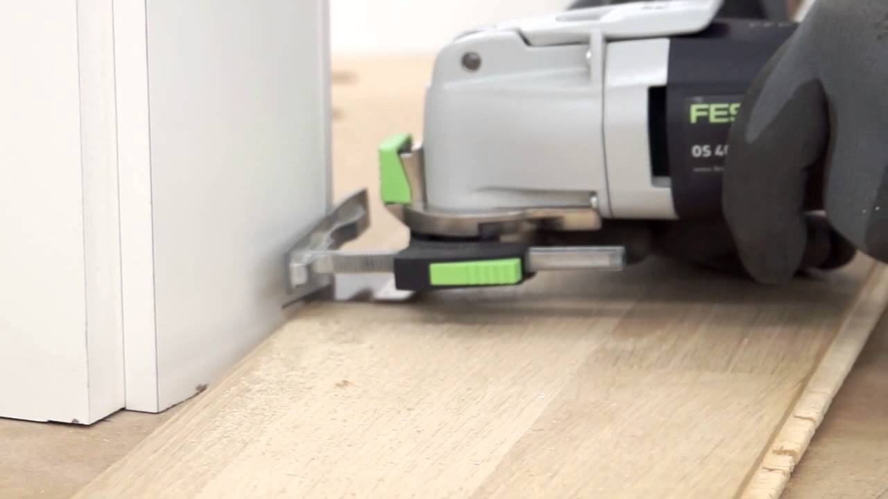 festool tv folge 48 bauseitiges k rzen des t rfutters. Black Bedroom Furniture Sets. Home Design Ideas
