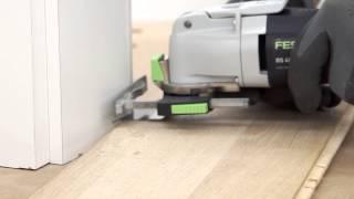 Festool TV Folge 48: Bauseitiges kürzen des Türfutters